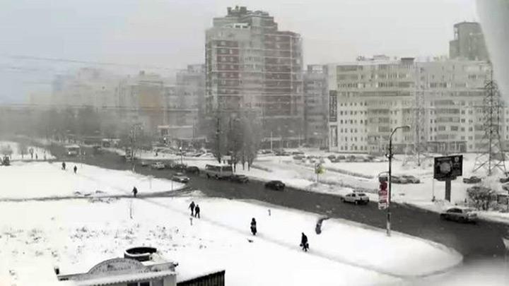 Веб-камера на улице Щорса