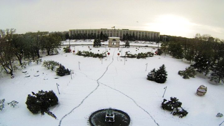 Webcam overlooking the Great National Assembly square