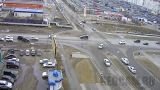 Webcam at the crossroads of North - Marshal Zhukov