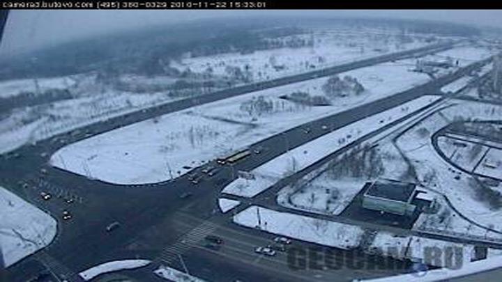 Веб-камера Москвы: Северное Бутово