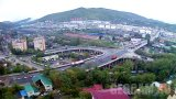 Webcam overlooking Sochi Street in Tuapse, Russia