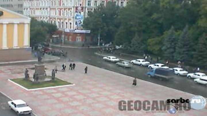 Web-камера на площади Столыпина