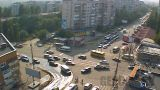 Webcam at the crossroads Tankistov and Navashin