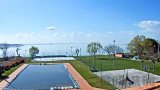 Webcam on the shore of Lake Trasimeno, Magione, Italy