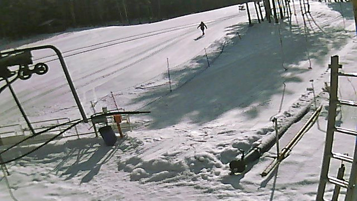 Webcam on the «Small» slope