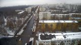 Webcam on Yunykh Lenintsev Street