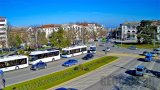 Ushakov Square webcam