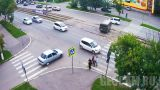 Webcam at the intersection of Vasilyev / March 8 in Biysk