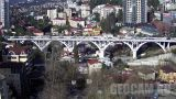 Vereshchaginsky viaduct webcam
